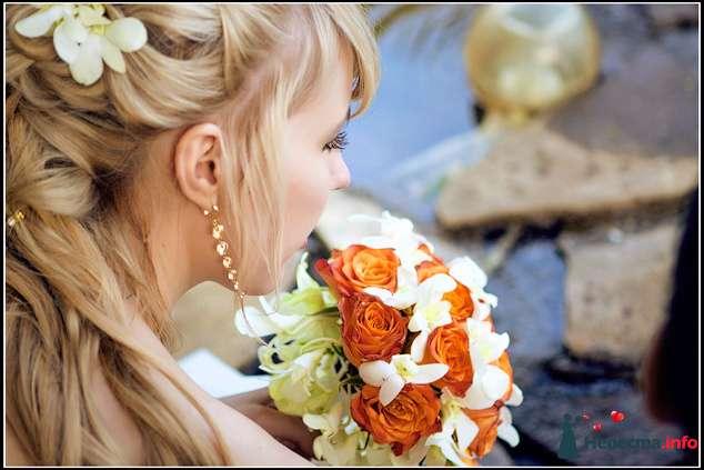 Фото 89339 в коллекции Свадебная фотосъёмка - Невеста01