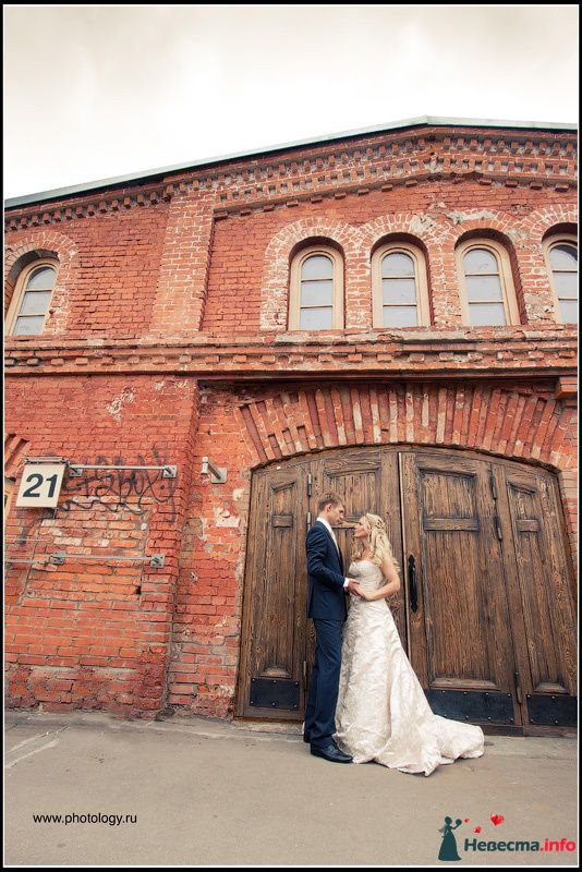 Фото 123861 в коллекции Свадебная фотосъёмка - Невеста01