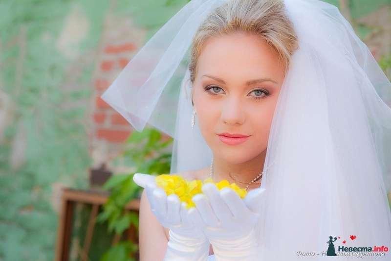 Невеста Арина - фото 105141 Елена Зыкина Визажист-стилист