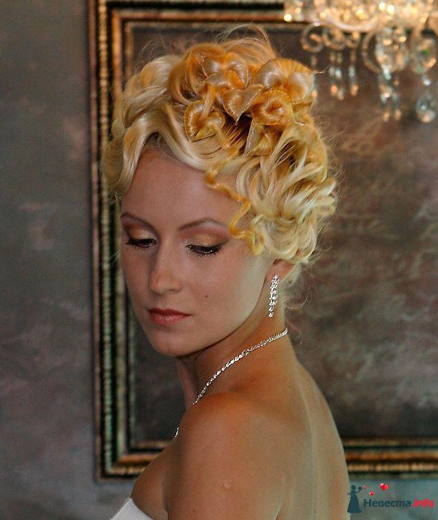 ФотоШоу 5*5 Невеста Евгения - фото 105160 Елена Зыкина Визажист-стилист