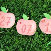 """наша """"яблочная"""" дата"""