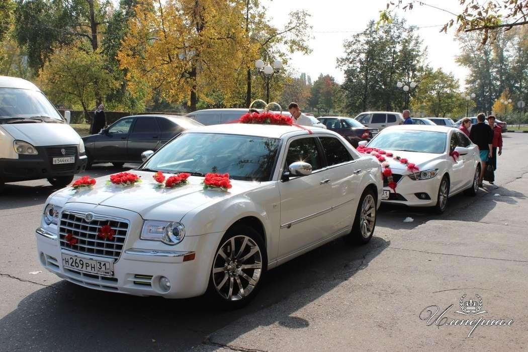"""Фото 6939510 в коллекции Портфолио - Авто на свадьбу """"Wedding Smile"""""""