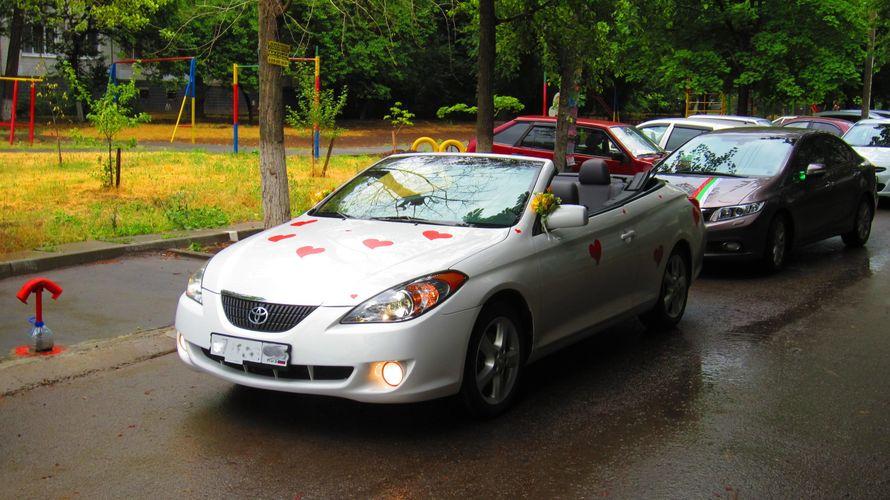 """Фото 4230447 в коллекции кабриолет Тойота солара - """"Кабрио Лето"""" - прокат авто"""