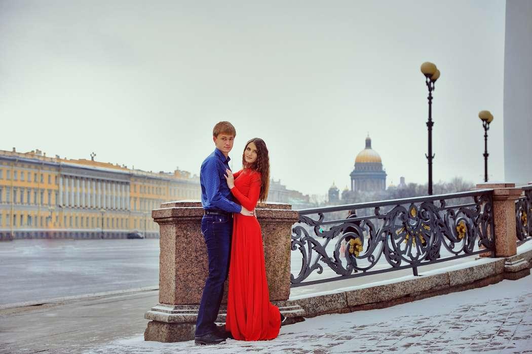 свадебные фотосессии в питере зимой судьба дает еще