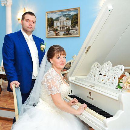 Свадебная фотосессия в интерьерах, за 1 час