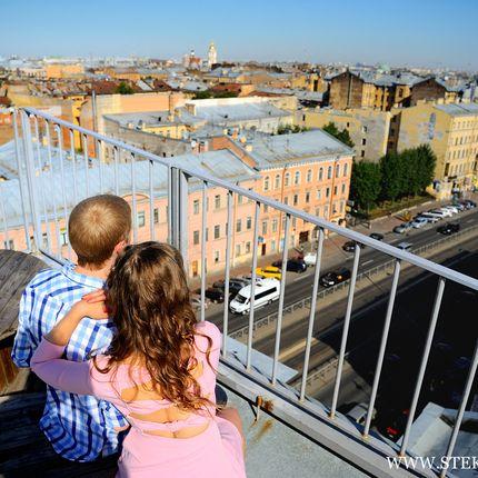 Фотосессия на крыше, 30 мин
