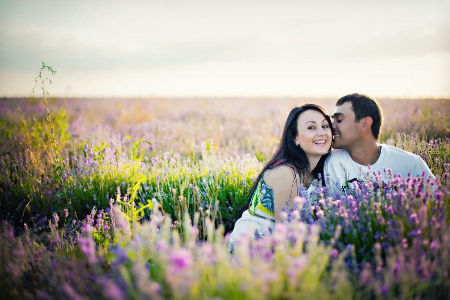 Лето, лаванда, любовь - фото 2652285 Видеограф Сергей Крылов