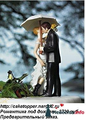 Фото 113461 в коллекции Мои фотографии - Фигурки на свадебный торт
