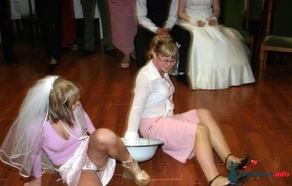 милый конкурс, а на заднем плане жених и невеста - фото 115910 Alenka88