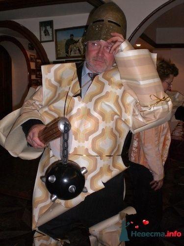 "Свадьба ""Рыцарская сказка"" ... Рыцарь готов! - фото 104062 Ведущая Светлана Пичугина"