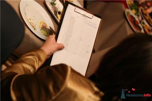 """Свадьба """"Служебный роман""""  ...собираем по 50 копеек на мальчика или девочку - фото 104065 Ведущая Светлана Пичугина"""