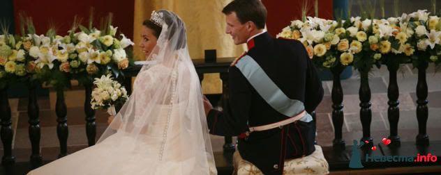 Denmark's Prince Joachim and Marie Cavallier - фото 113505 Jadwiga