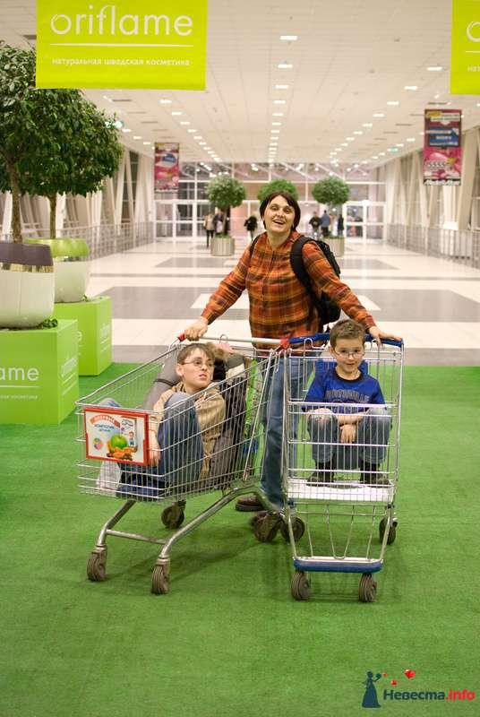 Я  с сыновьями - фото 112545 Невеста01