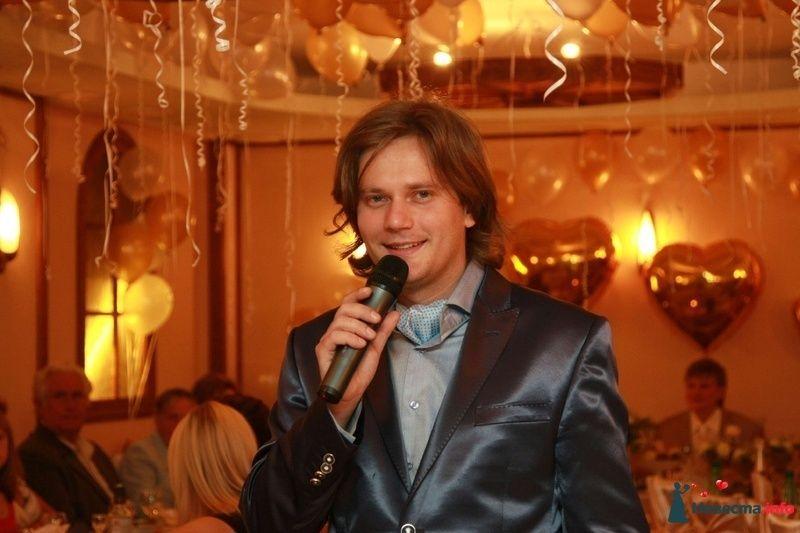 Ведущий Вадим Ждан. Свадьба. - фото 104086 Amigoshow - агентство Вадима Ждана