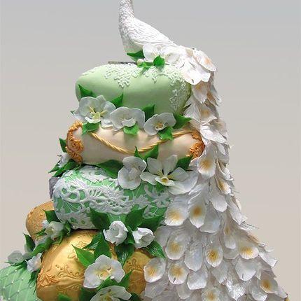 Эксклюзивный торт на свадьбу, цена за кг