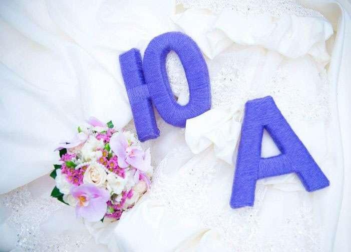 Фото 1008289 в коллекции Декор фотосессий - Свадебные аксессуары от WeddingDecor