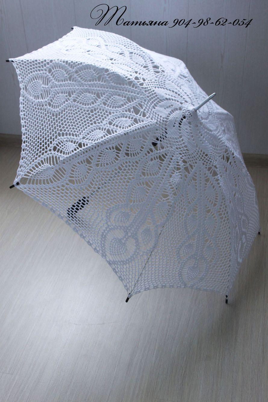 Фото 1009137 в коллекции Зонтики - Свадебные аксессуары от WeddingDecor