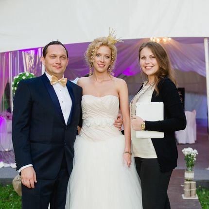Свадебный распорядитель - пакет Стандарт+
