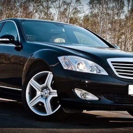 Аренда Mercedes Benz S класс W221