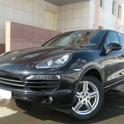 Аренда Porsche Cayenne