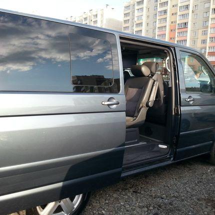 Аренда Volkswagen Multivan VIP