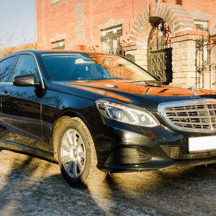 Прокат автомобиля Mercedes-Benz E-класса W212