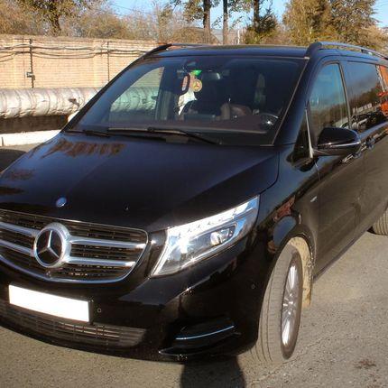 Прокат минивэна премиум-класса Mercedes-Benz V-класса