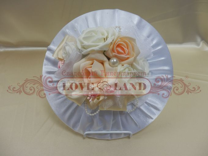 Как сделать тарелку на свадьбе