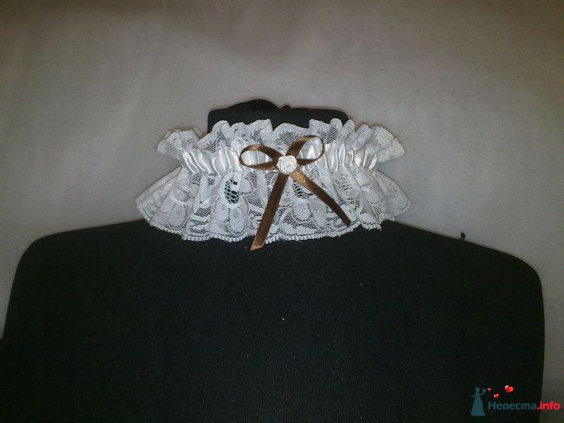Подвязка - фото 114041 Невеста01