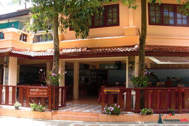 ресторан - фото 107020 Клёна