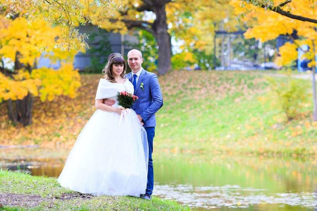 Свадебная прогулка в Екатерининском парке. Осенняя свадьба. - фото 3794887 Фотограф Петров Максим