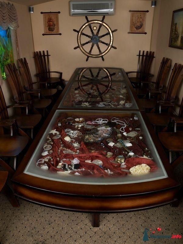 "VIP-Каюта капитана - фото 106996 Ресторан ""Таверна Адмирал Бенбоу"""