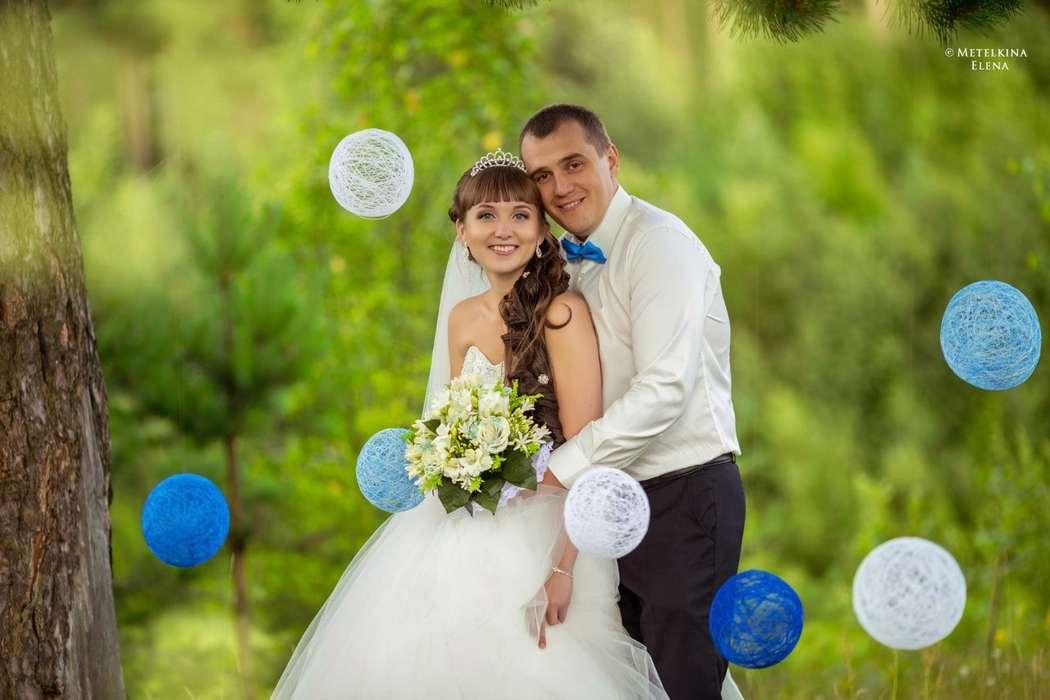 Фото 15293026 в коллекции Свадебное портфолио 2016 - Фотограф Елена Метёлкина