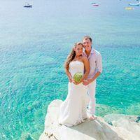 Свадьба на о.Крит в Греции - Саша и Антон