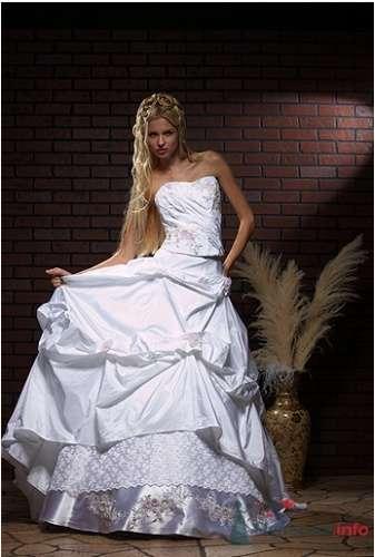 """Обворожительное свадебное платье 15500 руб. - фото 3577 """"Svadbasale"""" - свадебные, вечерние платья"""