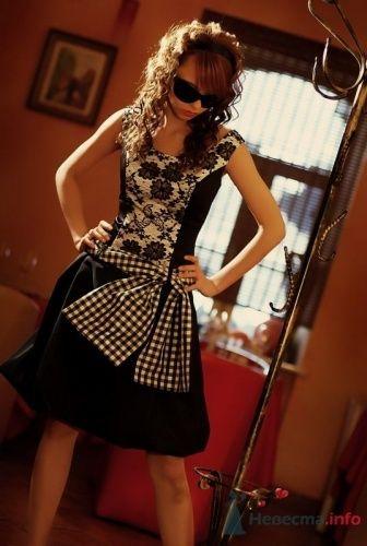 """Праздничное платье (юбка-баллон) 7500 руб. - фото 3597 """"Svadbasale"""" - свадебные, вечерние платья"""