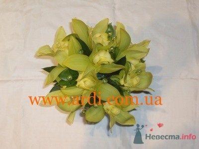 Фото 20050 в коллекции букеты с орхидеями - Теша