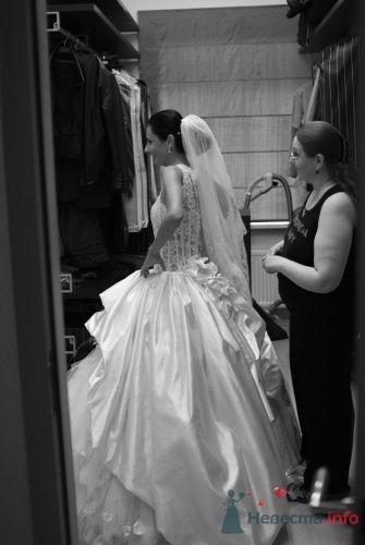 Фото 9108 в коллекции Райские мгновения свадьбы - Невеста01