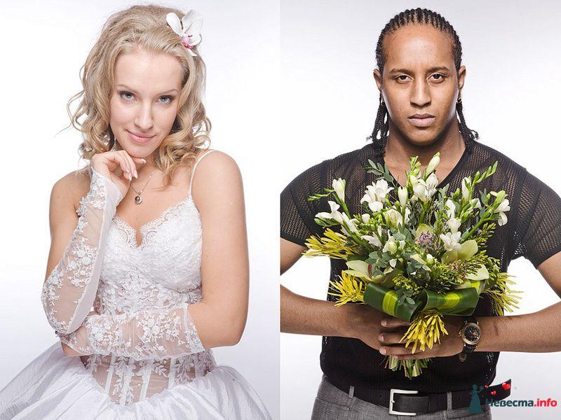 фото делал мой муж, если требуется студийная съемка обращайтесь - фото 108038 Хабарова Марина - прическа и макияж на свадьбу