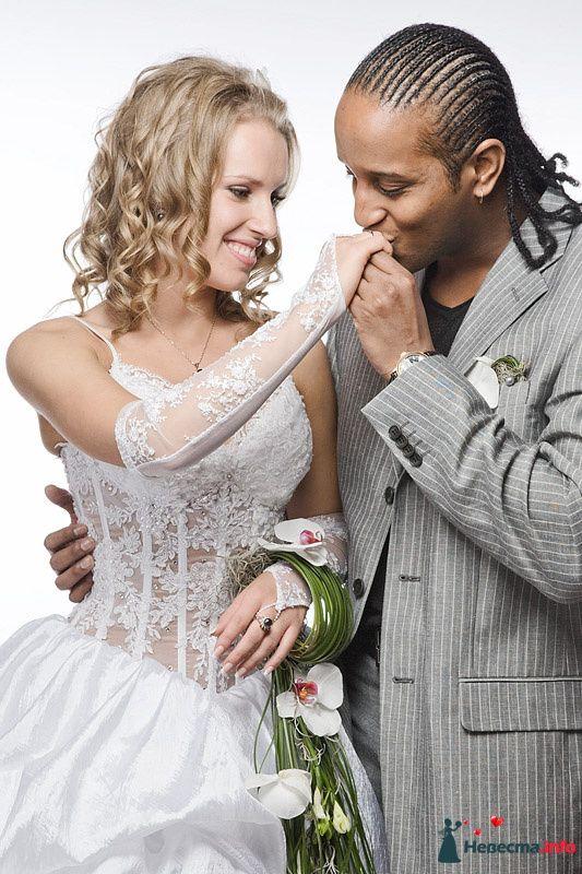 Фото 108045 в коллекции история олной пары - Хабарова Марина - прическа и макияж на свадьбу