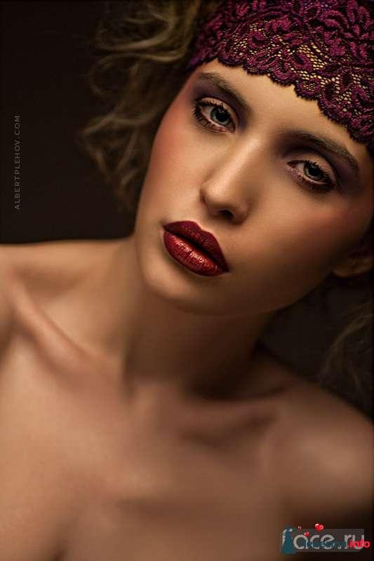 Фото 109983 в коллекции Мои яркие макияжи - Хабарова Марина - прическа и макияж на свадьбу