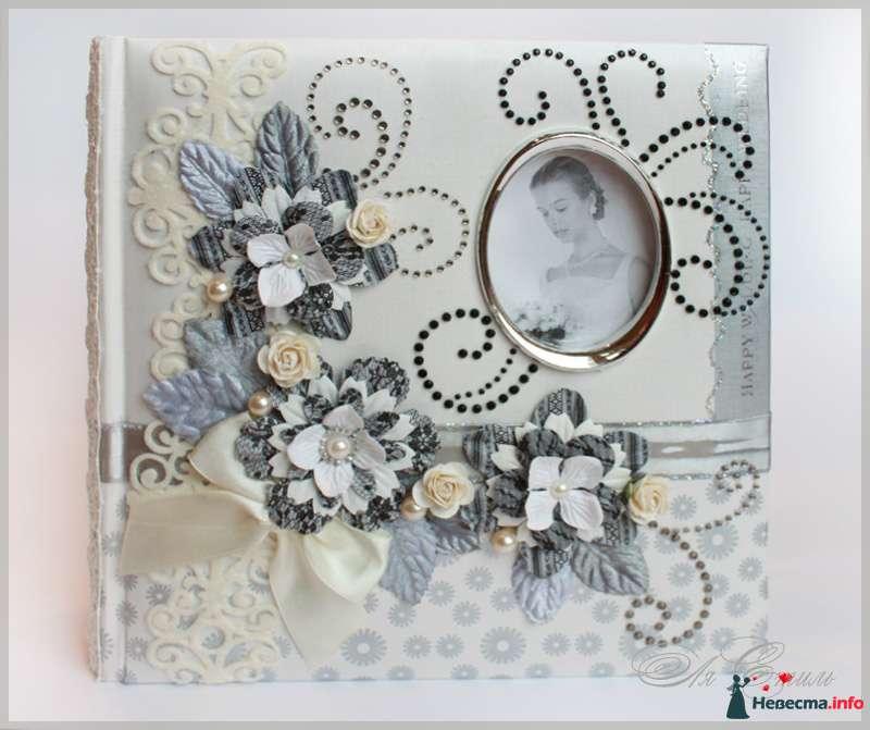 Фотоальбом с рамкой - фото 109905 Ля Стиль - цветы и подарки