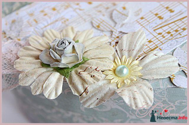 """Коробочка """"Сердце"""" - фото 109910 Ля Стиль - цветы и подарки"""