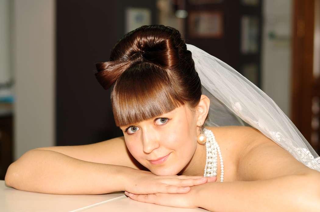 Фото 1140291 в коллекции Свадебные прически - Салон красоты Мэйли