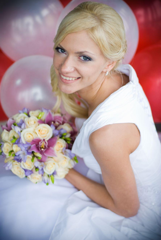 Фото 1140295 в коллекции Свадебные прически - Салон красоты Мэйли