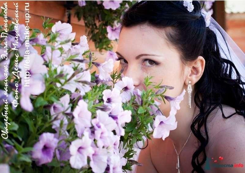 визаж и стиль невесты в Курске - фото 125223 Визажист Панькова Элеонора