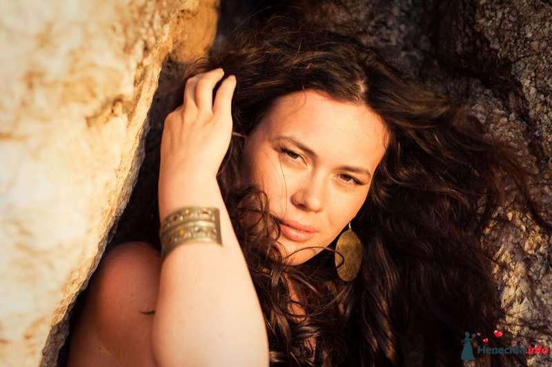 """невеста Катерина с прекрасной душой; фото: Е.Зотова - фото 116839 Студия Марии Рублевой """"Стиль и красота"""""""