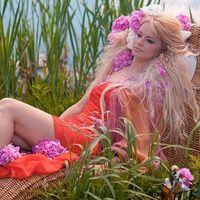 летняя love stori, стиль: М.Рублева, фото: Е.Зотова