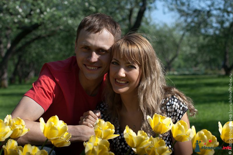 Фото 111839 в коллекции Оля и Алексей - Нина Лаврухина - фотограф