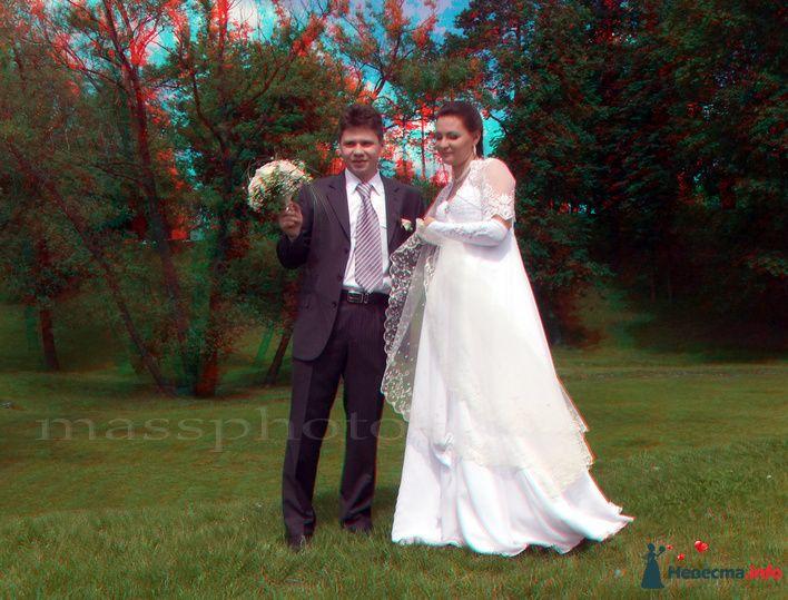 Сергей и Марина - фото 112950 3D Стерео - фотограф